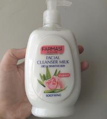 Mleko za ciscenje lica- suva i osetljiva koza