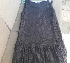 Guess cipkana haljina teget  novo