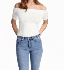 Nova H&M majica..xs/s