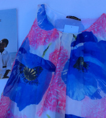 Bluza Nova floralna  bez rukava