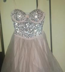 Svecana haljina nosena samo jednom