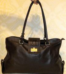 Manual vrhunska kozna torba kao nova