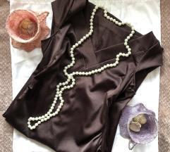 MAGGY LONDON nova svecana haljina otvorena ledja M