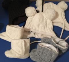 Kapice i cizmice za zimu
