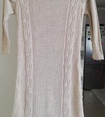 Zara Knit pletena haljina