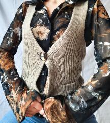 Džemper-prsluk