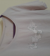 Svetlo roze majica