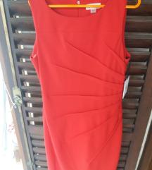 Calvin Klein nova crvena haljina