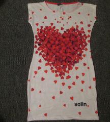 Haljina sa srcima