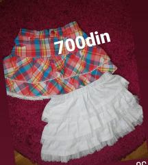 Dve suknjice za 700din