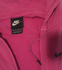 Original Nike pink duks sa kapuljacom