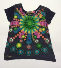 DESIGUAL majica sa čipkom