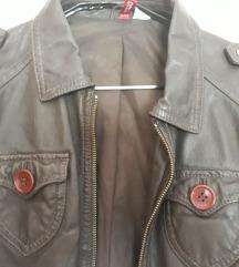 H&M jakna od prave koze