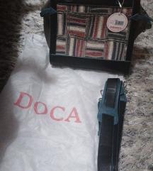 Doca torba sa etiketom