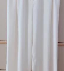 Pantalone, viskoza, svetlo krem, XS