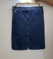 Bogner original zenska Teksas suknja
