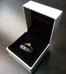 SNIZENO! PANDORA prstenje set