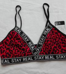 Censored Stay real top NOVO sa etiketom