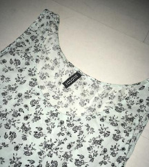 H&M cvetni top