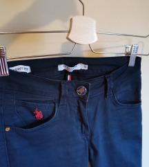 US Polo ASSN - teget pantalone