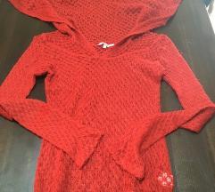 Crveni džemper HIT CENA