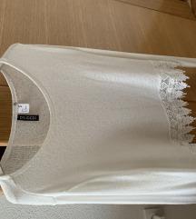 H&M bluzica sa čipkom
