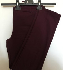 Cotton bordo pantalone