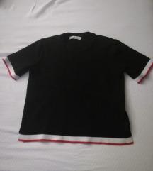 Zara knit trikotažna bluza