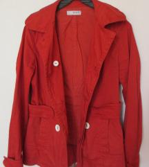 Crveni kaputić/jakna    TRF
