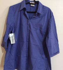 Plava košulja XL