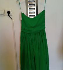 Zelena haljina M NOVO