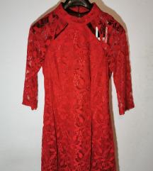 Cotton Crvena haljina