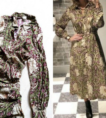 H&M X Morris & Co haljina-NOVO