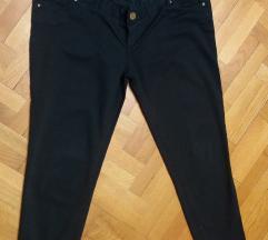 ZARA crne pantalone za trudnice vel.L ODLICNE