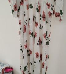 haljina cvetna