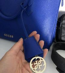 Guess original marin plava torba