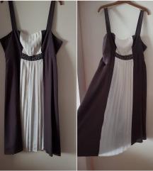 %11.600-123 svilena haljina, original