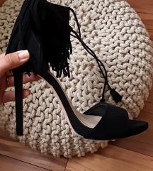 Zara kozne sandale 37