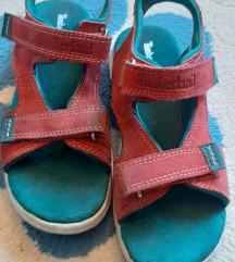 Timberland kozne sandale. Br. 36, ug. 22.5,