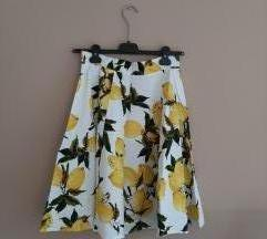 Suknja 'Limun'