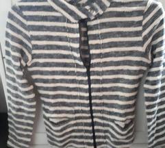 Prugasta jaknica/sako