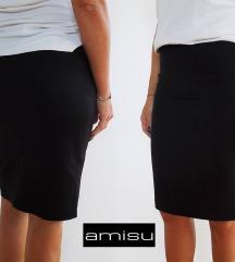 AMISU poslovna suknja vel L