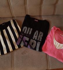!!!AKCIJA!!!  3 bluze za 350 dinara!!!