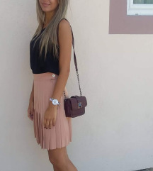 %%%Like Mango skirt S
