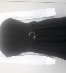 Monina crno bela haljina