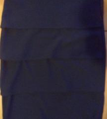 Braon teget MARTE haljina NOVO