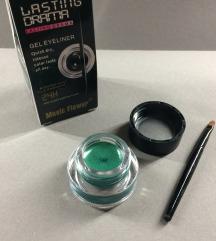 Aqua Green Gel Eyeliner - Lasting Drama