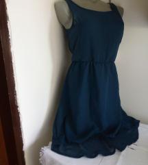 Terranova petrolej haljina M
