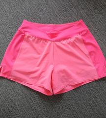 Nike DRI-FIT shorts, roze
