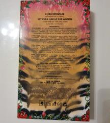 Cuba Paris Jungle set (4x35ml)